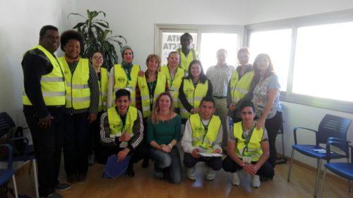 Más de treinta personas se forman para trabajar en dos cursos en Antequera