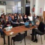 Más de veinte personas asisten al Curso de Formación del Voluntariado