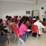 Veinte mujeres se forman en Fuengirola como camareras de piso