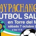 Apúntate a nuestra Kaypachanga y marca goles por la convivencia