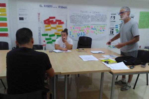 Comienza un taller de conversación de inglés en la Axarquía