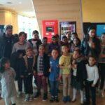 Una tarde con nuestras familias de la Axarquía