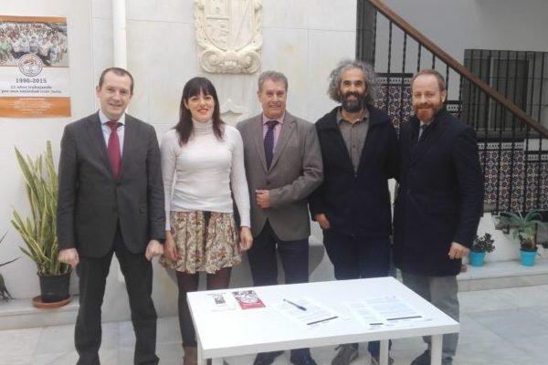 Málaga Acoge y ADISABES firman acuerdo en el marco del programa Incorpora