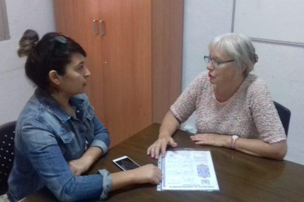 Dora Alicia: El voluntariado forma parte de mi vida
