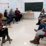 Seguimos tejiendo redes de mujeres contra la violencia machista en la Axarquía
