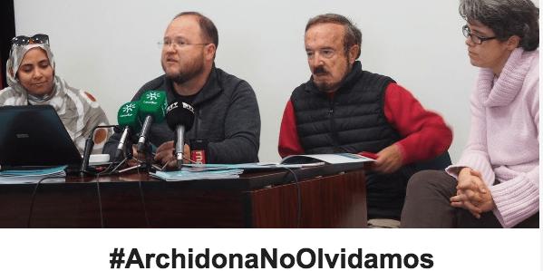#ArchidonaNoOlvidamos: último boletín de noticias de 2018