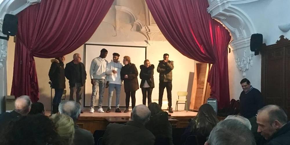 Llevamos Stop Rumores a Antequera en una formación en la Fundación Prolibertas