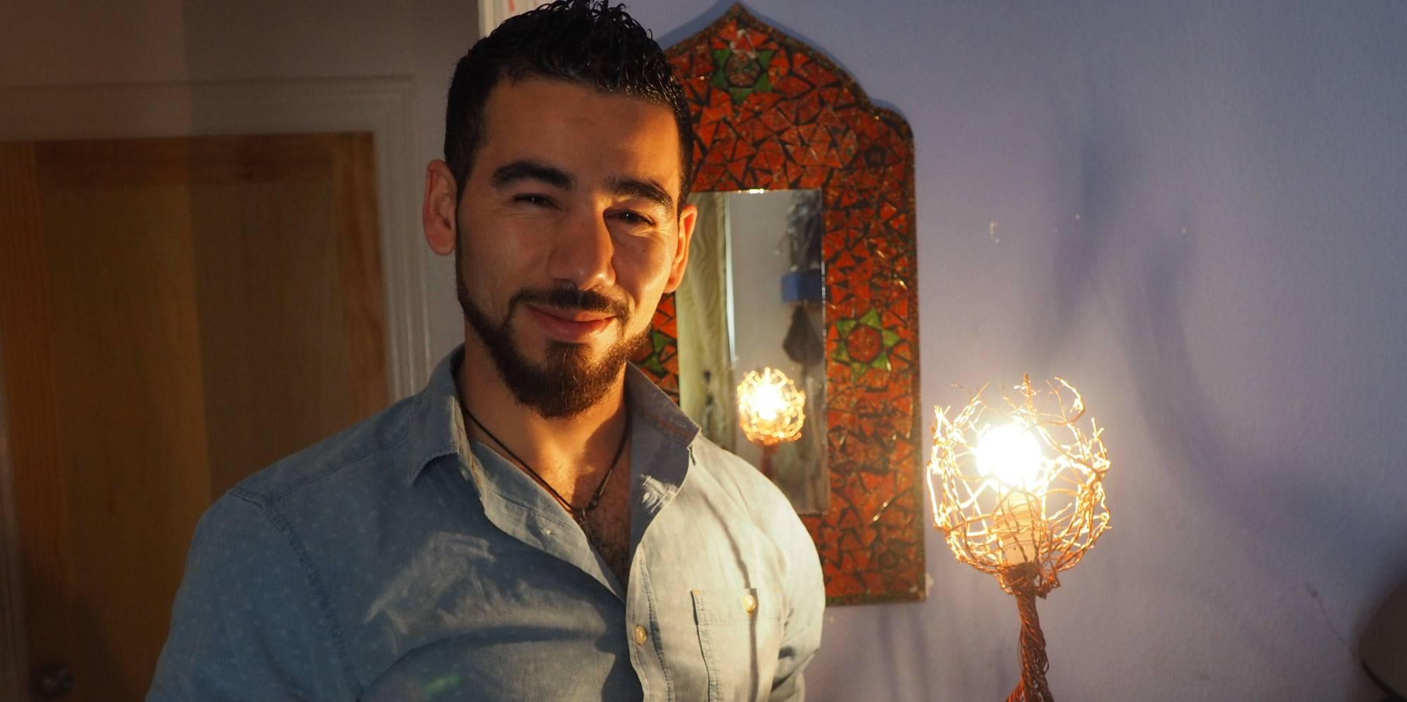 «Estar en Málaga es lo mejor que me ha pasado»