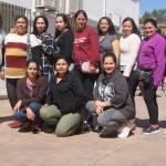 Mujeres que se forman en Mijas