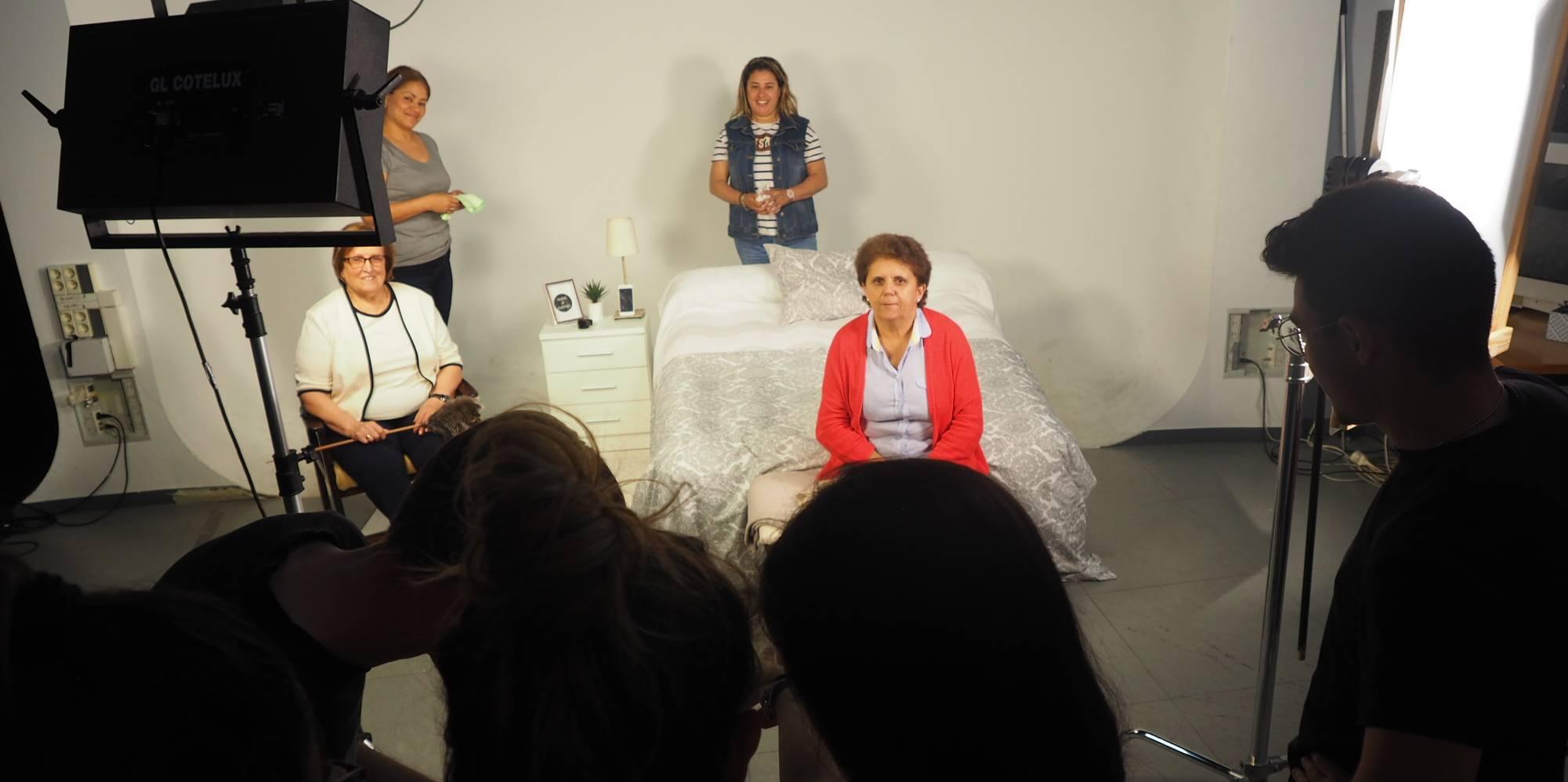 Un audiovisual para visibilizar a las empleadas del hogar