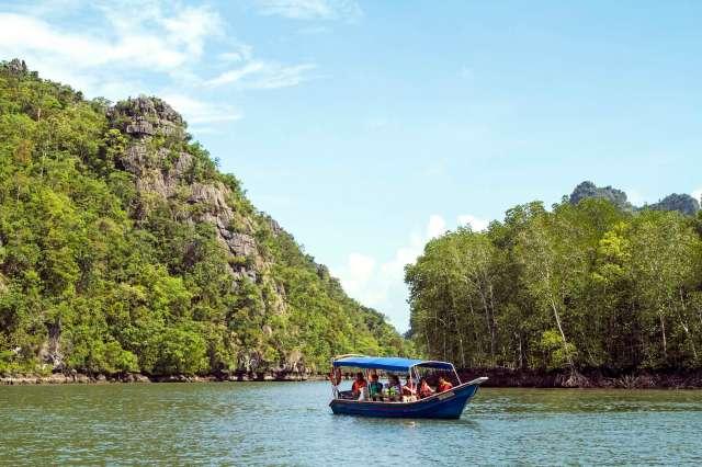 Langkawi Mangrove Tour