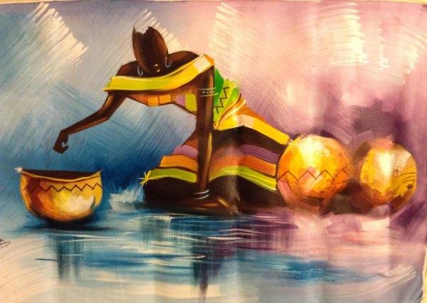 Water Bearers & Age Libations Malaika Mutere