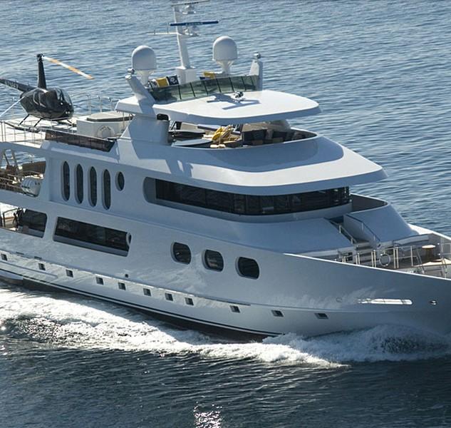 orange county superyacht charter