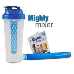 Mighty Mixer/ Infusion Bottle