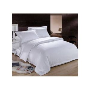 Pure White Duvet Cover