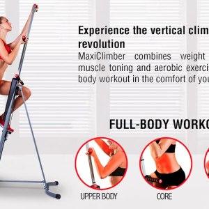 MaxiClimber-The Original Patented Vertical Climber