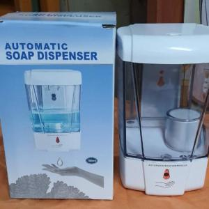 750ml Automatic Battery Use Soap Dispenser