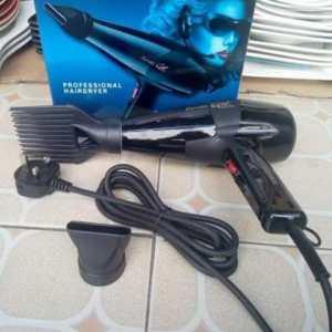 Zeriotti Professional Hairdryer