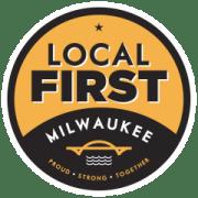 Local First Milwaukee logo