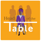 Head of the Table Podcasts logo