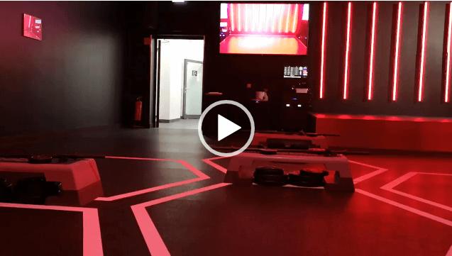 Covid-19 vs fitness Studio