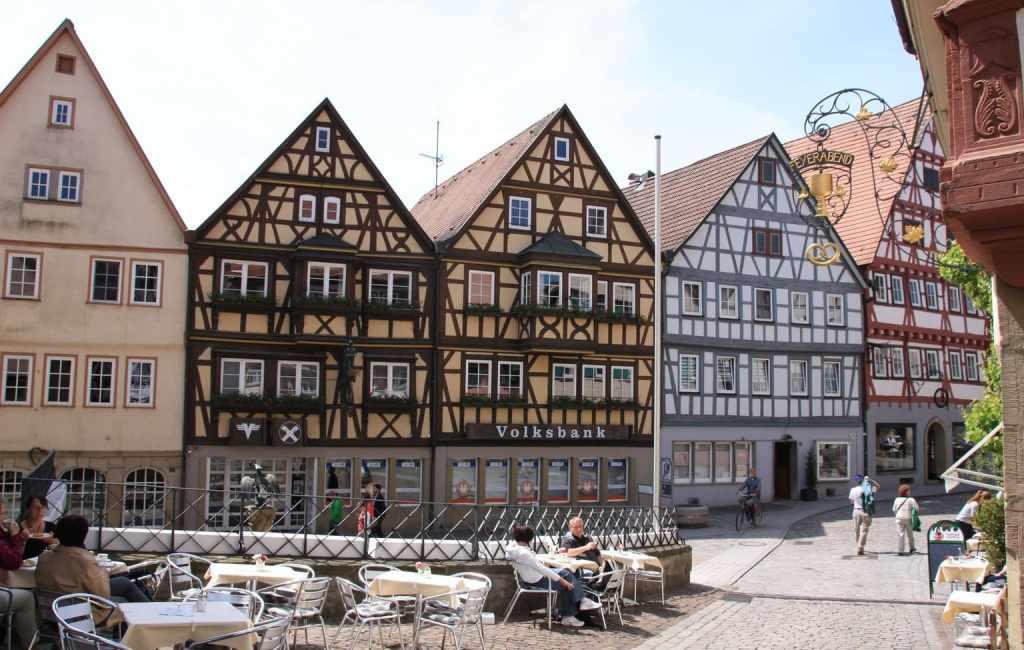 Fachwerk: arquitectura tradicional