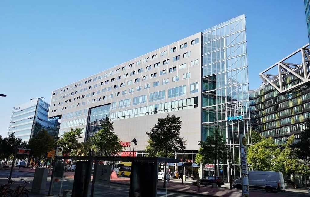 Galería de fotos Sony Center