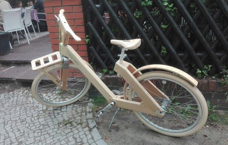 Como montar bicicleta