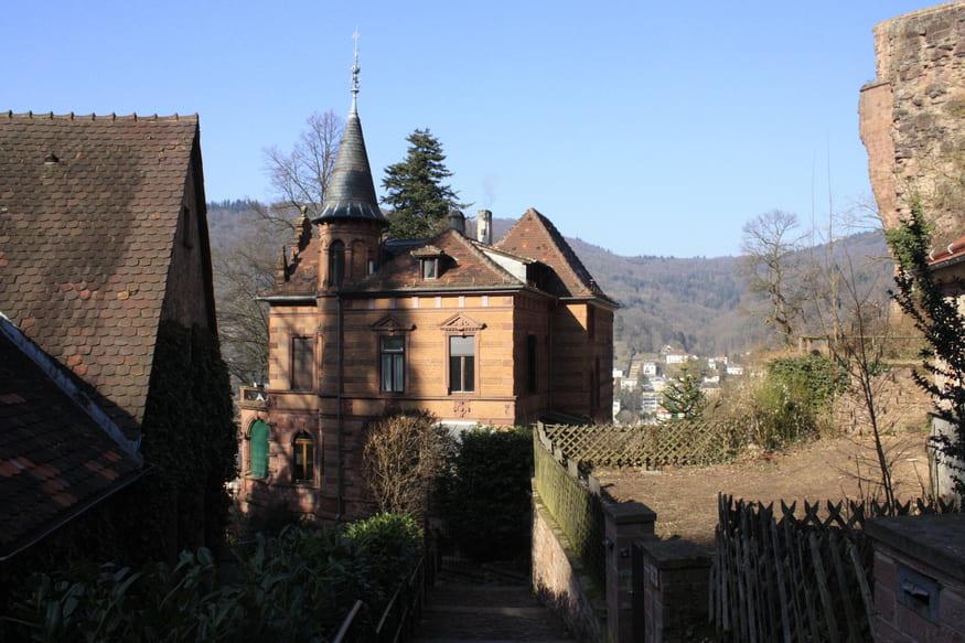 Heidelberg: Bombardea con cuidado, por favor