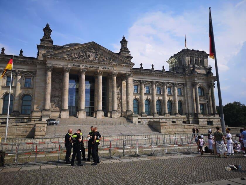 Policía Berlín