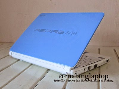 Netbook bekas Acer Happy 1