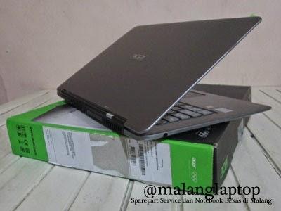 Laptop Bekas Acer S3