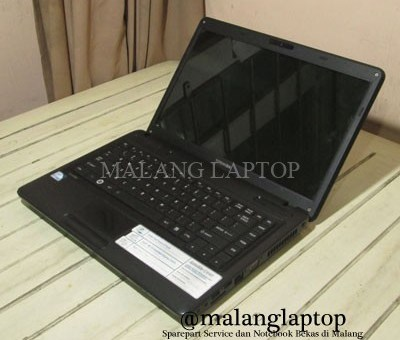 Jual Laptop Second Toshiba C640