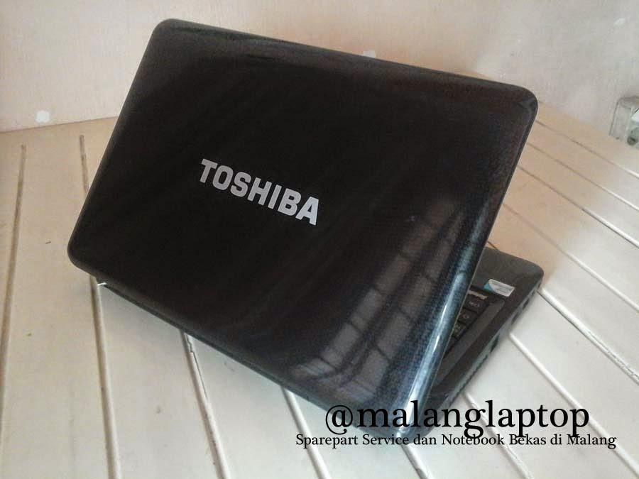 notebook bekas toshiba l640