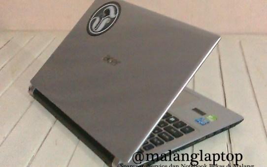 Laptop Bekas Acer V5-471G Core i5