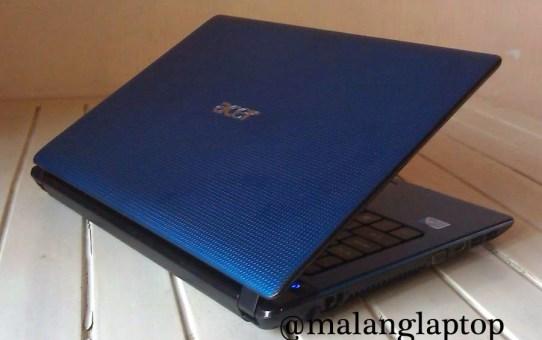Laptop Second Acer Aspire 4750z