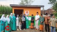 Foto : Fatayat NU Kab Malang serahkan bantuan MCK di Kecamatan Pagak
