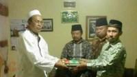 Foto : Ketua DMI Kab Malang, KH Imam Sibaweh (Baju putih) dalam sebuah kegiatan
