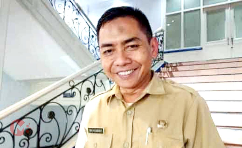Foto : Kepala Badan Perencanaan Pembangunan Daerah (Bappeda) Ir.Tomie Herawanto.MP