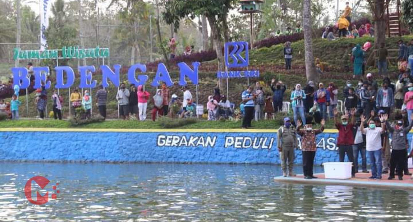 Foto : Bulat Malang, HM Sanusi resmikan taman wisata bedengan kaliasri