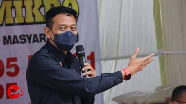 Foto : Sekda Kab Malang, Wahyu Hidayat