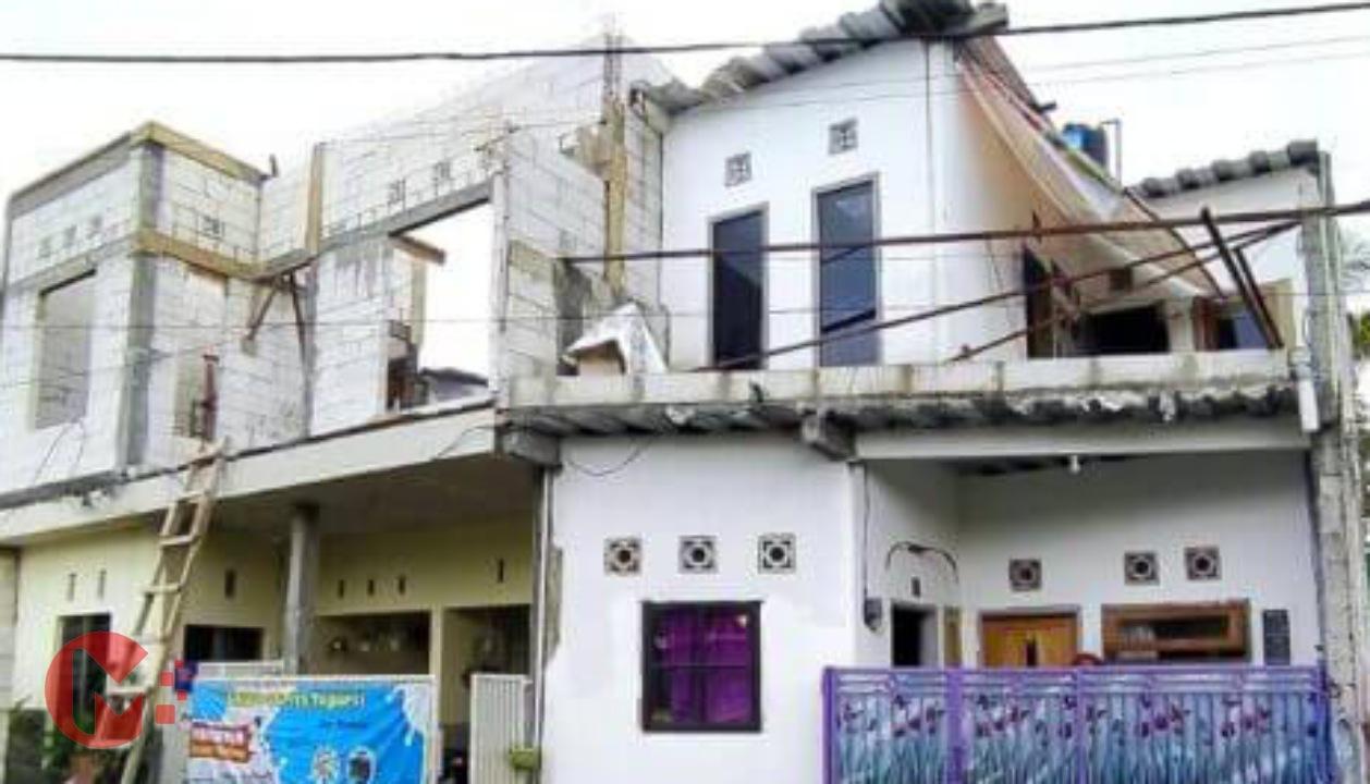 Foto : Rumah terduga teroris Pakis