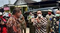 Foto : Wabup Malang sambut kedatangan dirjen kemendagri