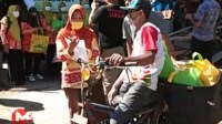 Foto : Lewati Medan Berat, IBI dan OSG Gelontor Bantuan untuk Korban Gempa Ampelgading