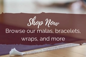 Mala Beads, Bracelets, and Yoga Jewelery - Shop Online For MalaRae Pieces