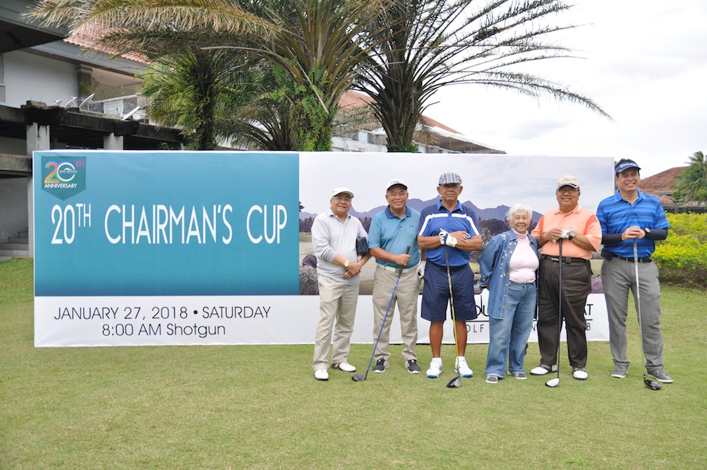 2018 Chairman's Cup at Mount Malarayat Golf & Country Club