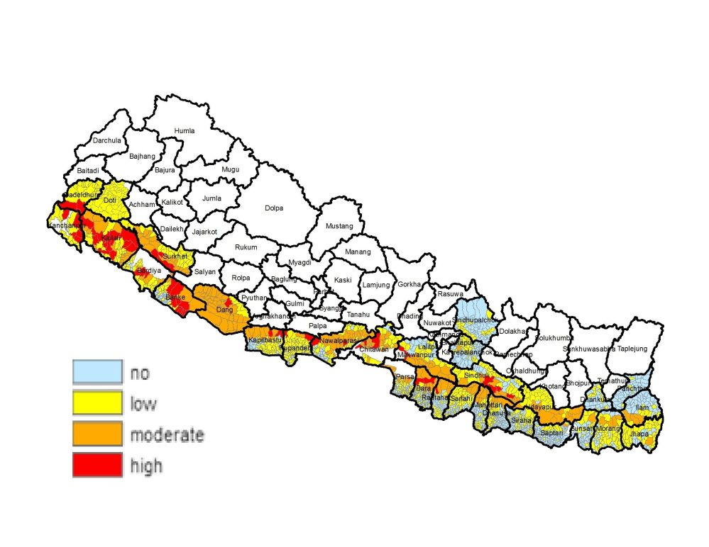 medium resolution of however private sector reporting is almost null so number of total cases may be the double nepal s national malaria strategic