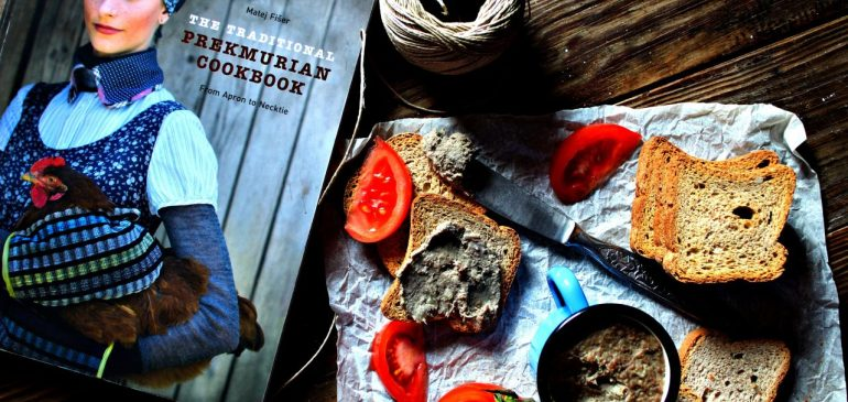 Domaća PILEĆA PAŠTETA – recept iz tradicionalnog prekmurskog kuvara Mateja Fišera