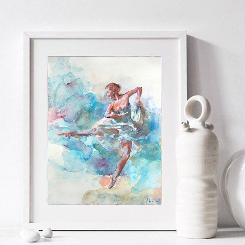 Taniec z pasją obraz