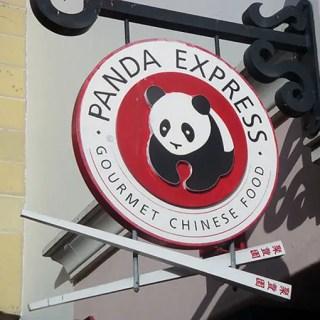 Panda Express – comida chinesa BBB